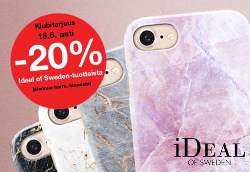 -20% Ideal of Sweden