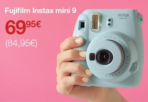 Fujifilm Instax -kamerat