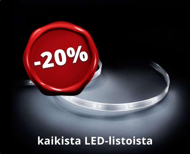 LED-listor