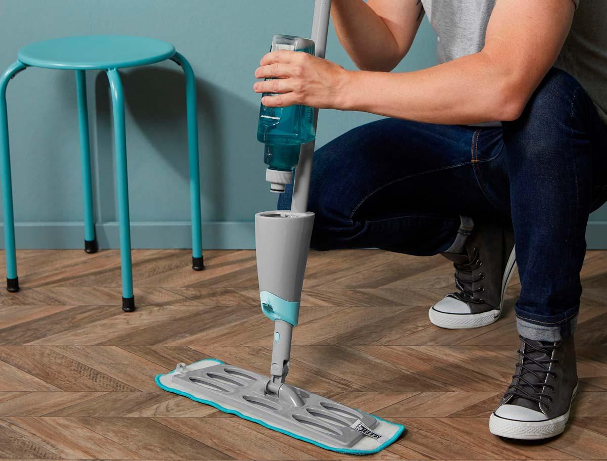 Fiksut tuotteet siivoukseen - Clas Ohlson by SMART