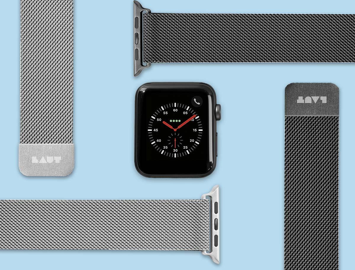 Tyylikkäät Apple Watch ja Airpod -tarvikket