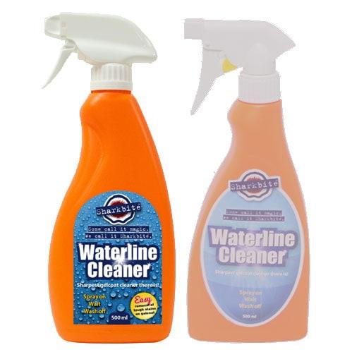Takaisinveto: Sharkbite Waterline -puhdistusaine