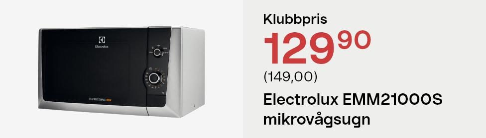 Electrolux EMM21000S mikrovågsugn