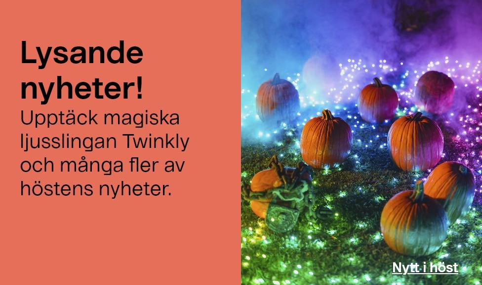 Belysning-Twinky