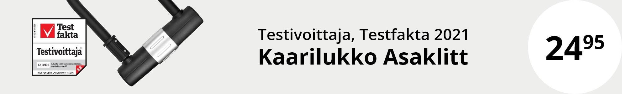 Bäst i Test - Byggellås Asaklitt