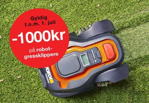 Robotgressklipper