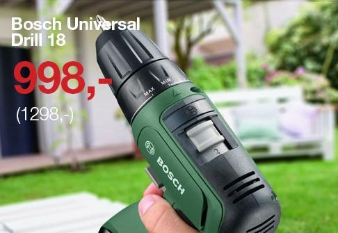 LTO Bosch Universal Drill 18