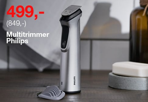Philips Multigroom Multitrimmer