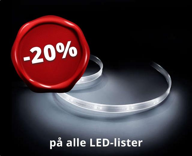 LED-list