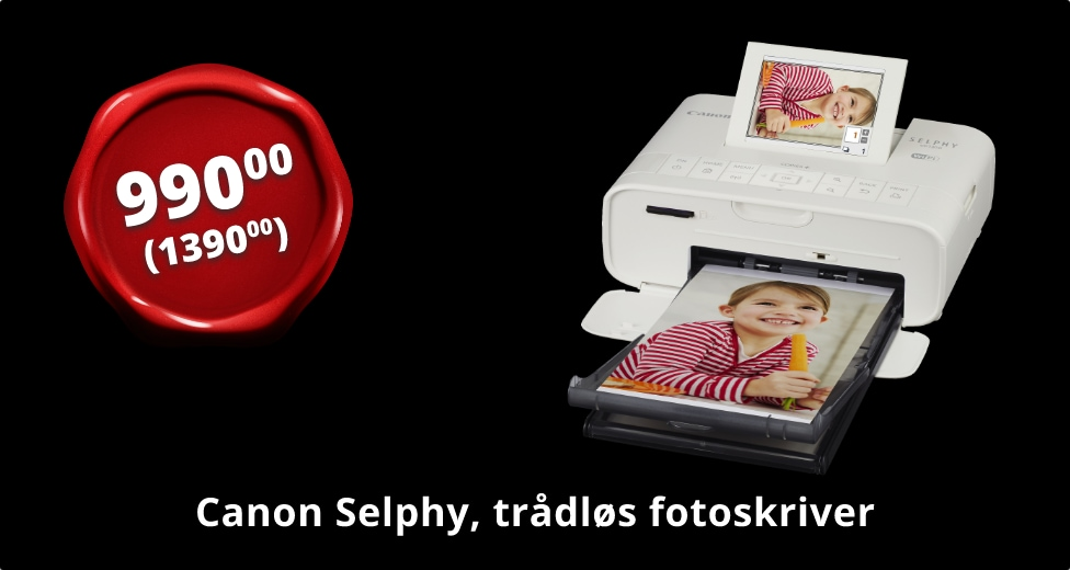 Canon Selphy