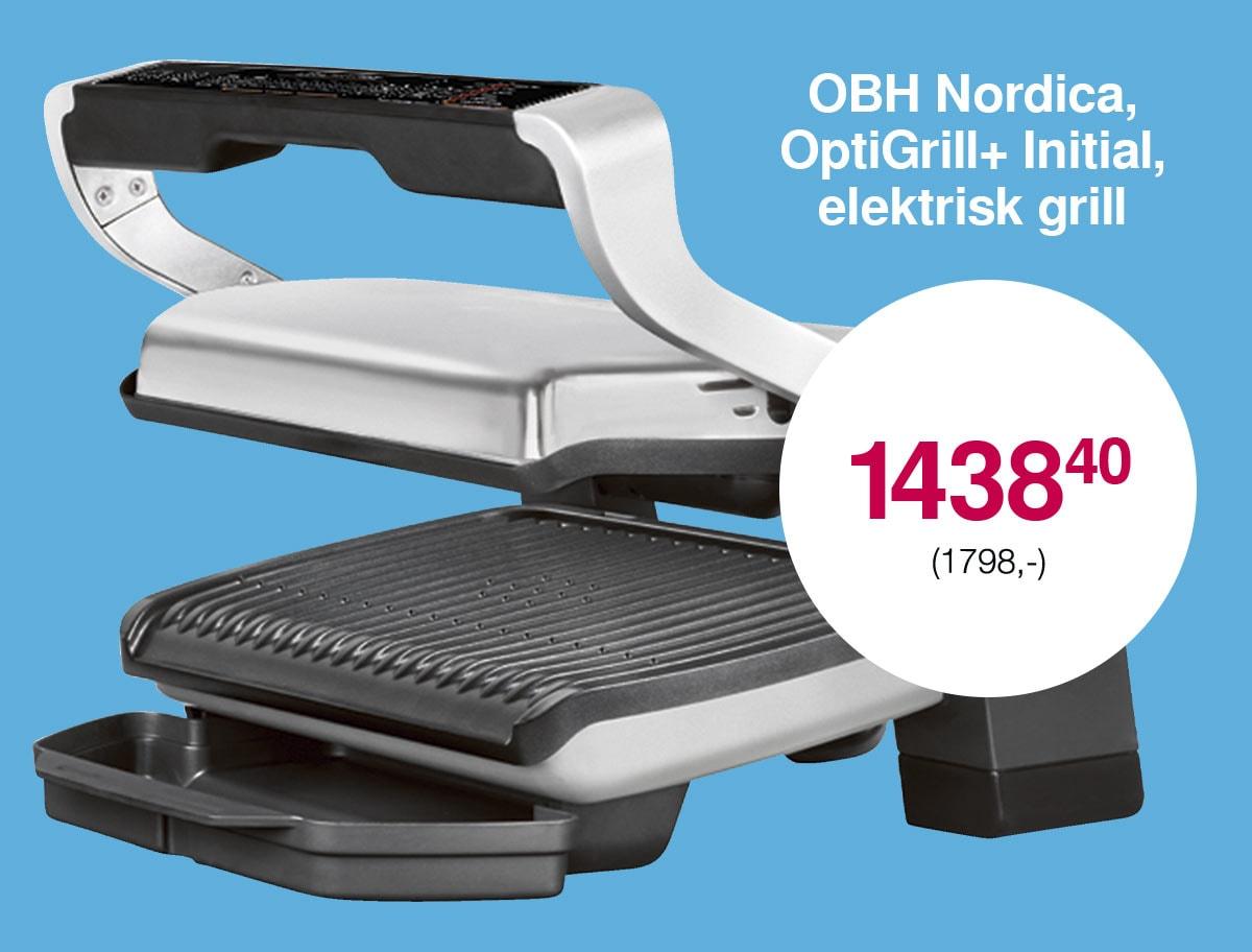 -20% Nordica grill