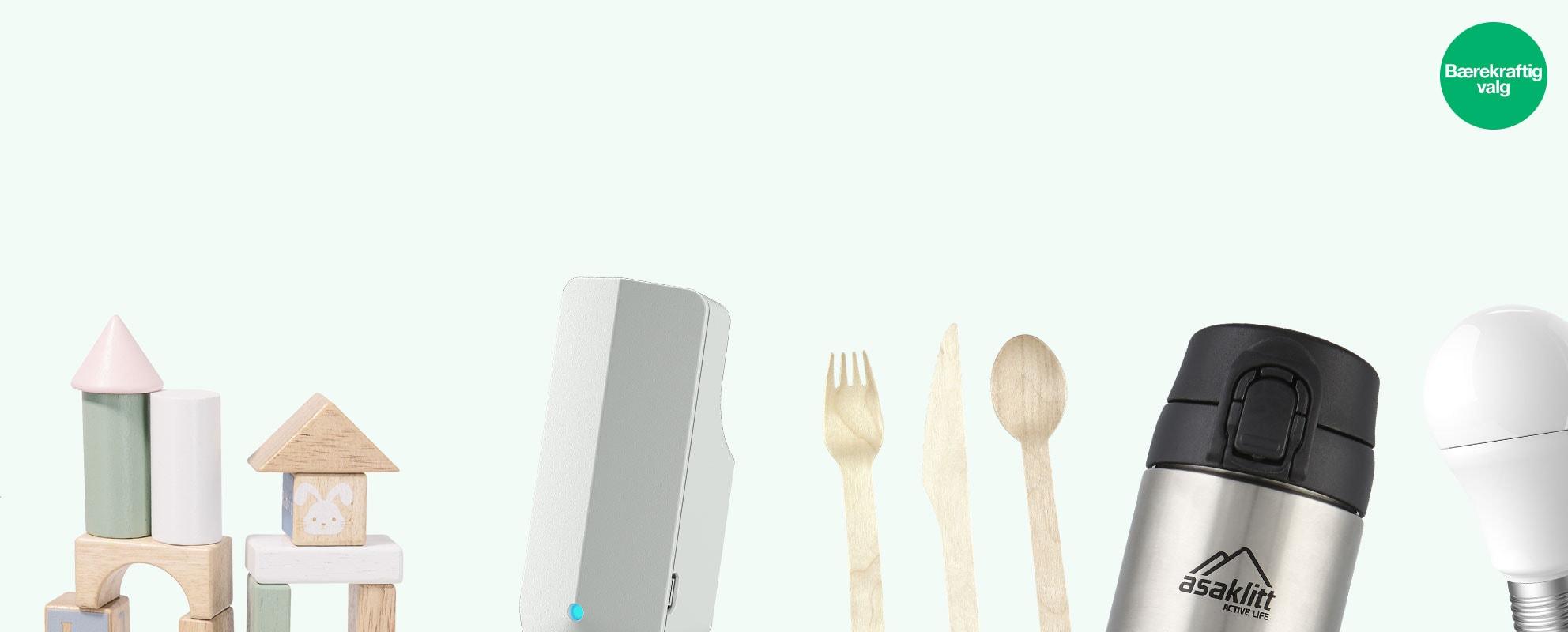 Bærekraftige produkter