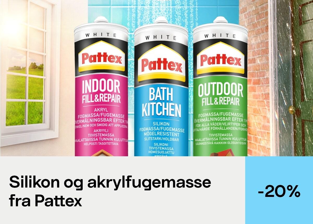 20% Pattex