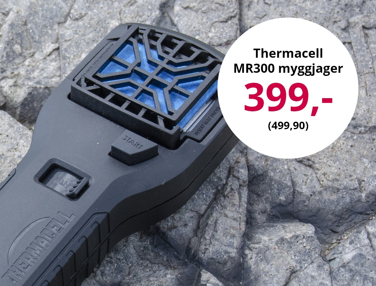 Thermacell MR300 myggjager
