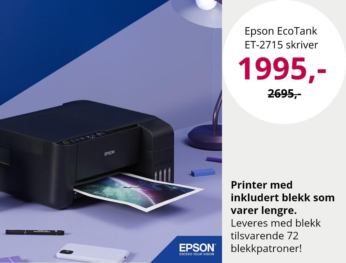 Salg på Epson