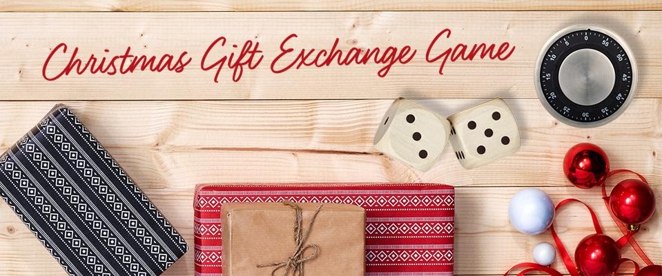 Christmas Gift Exchange Dice Game.Christmas Gift Exchange Game Clas Ohlson