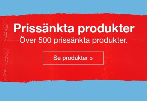 Prissänkta produkter