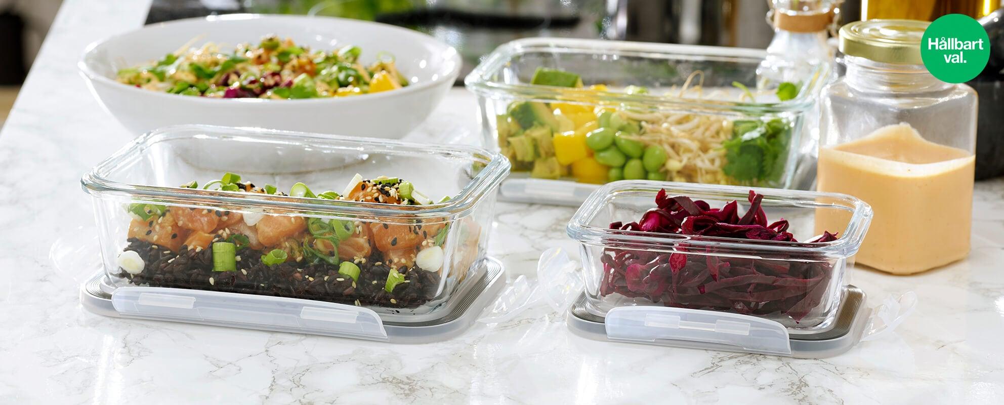 Hållbara produkter i köket