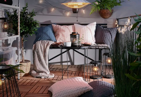 Show your outdoor area a little love