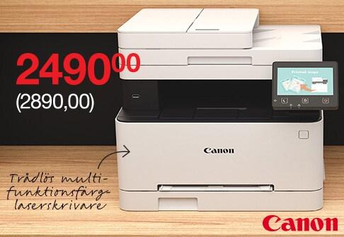 Färglaserskrivare Canon i-Sensys MF643CDW