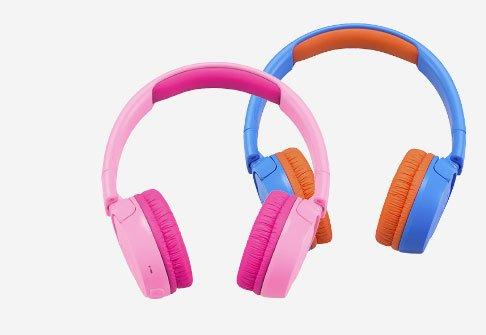 Trådlösa hörlurar för barn JBL