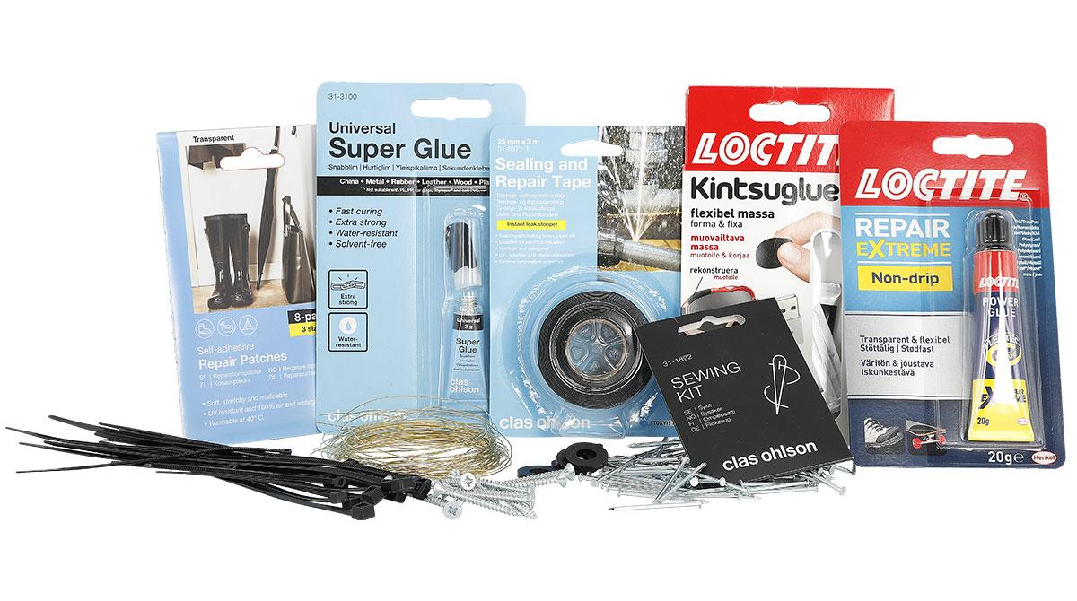 First Repair Kit