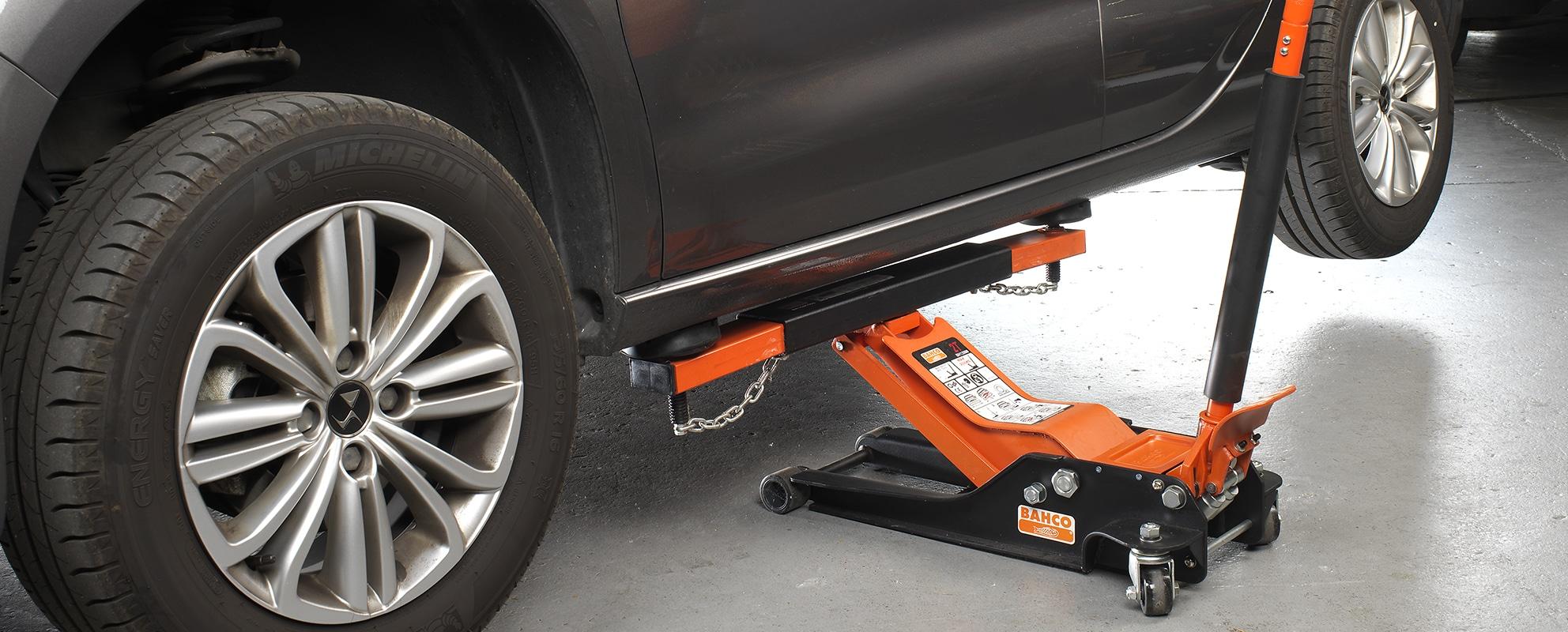 Byta däck