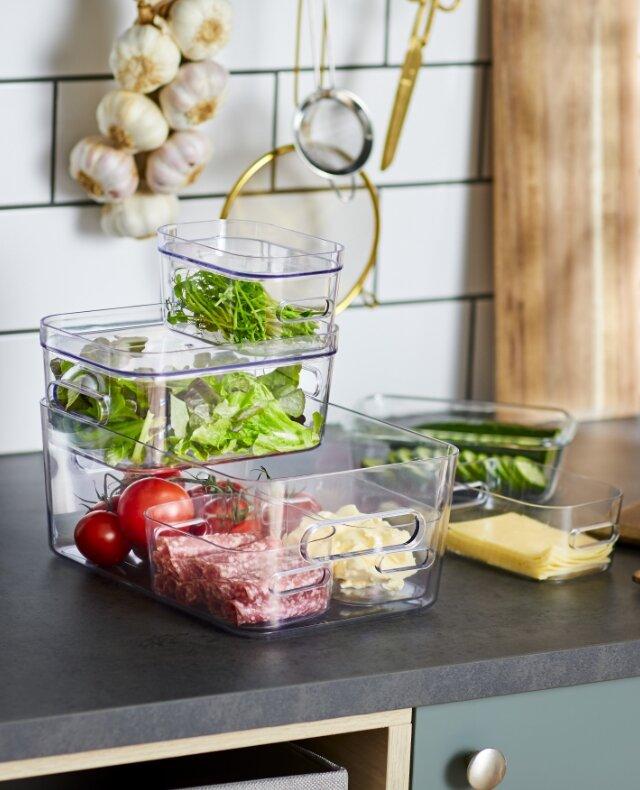 Säilytä ruoantähteet!
