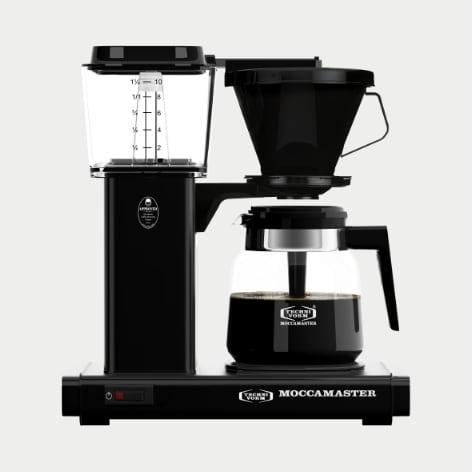 Kahvinkeitin vai kahvikone?
