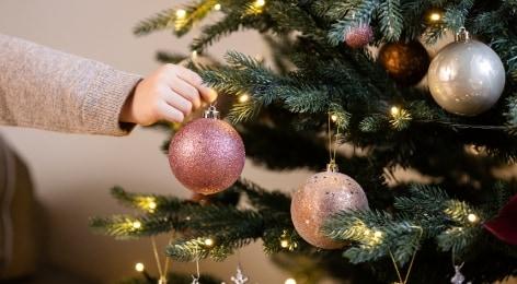 Joulukuusenpallot