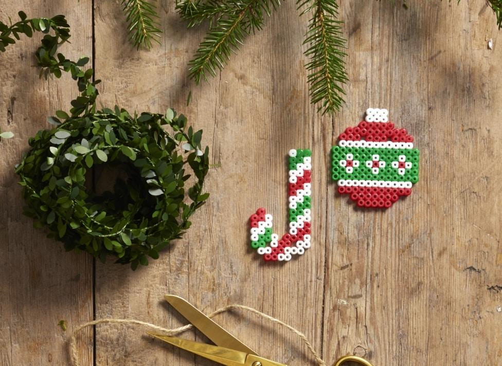 Julpyssel för vuxna