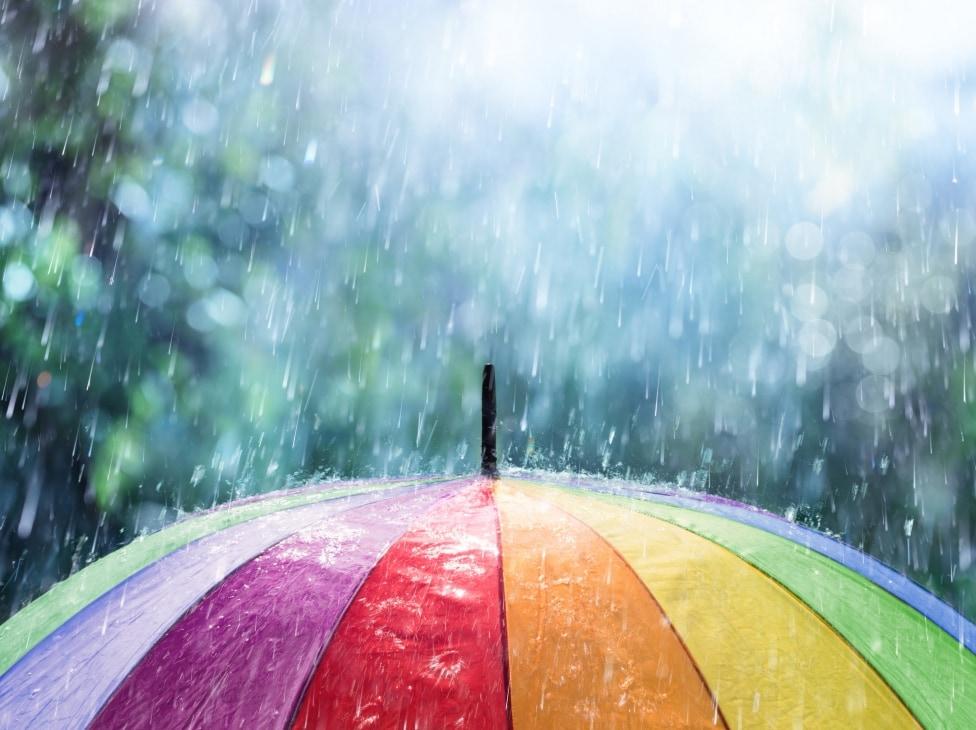 Sadepäivät