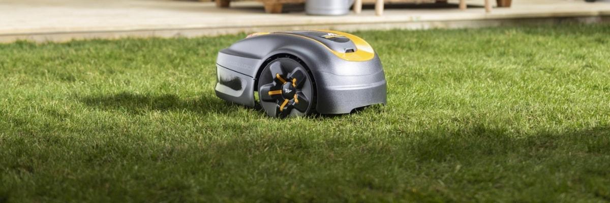 Robotgräsklipparguiden