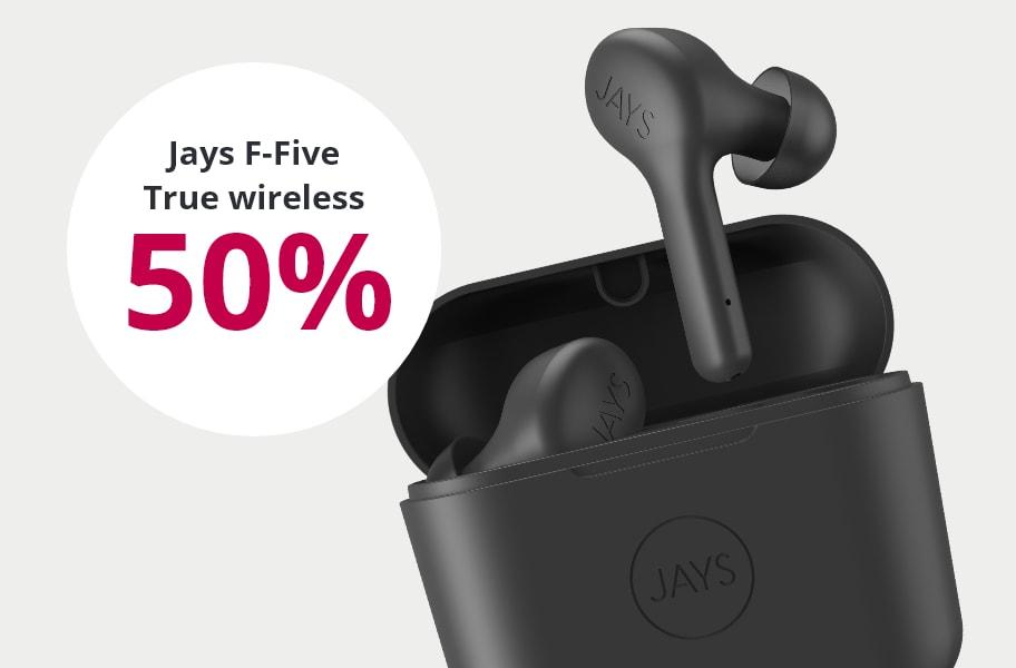 Jays F-five True wireless