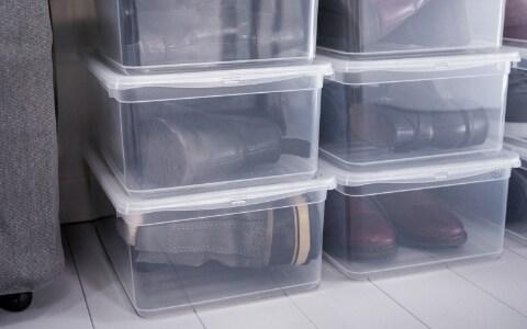 Tuuletusaukolliset laatikot