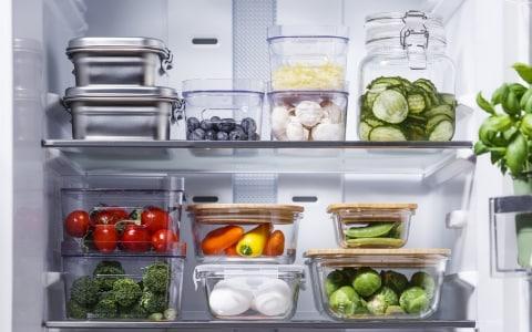 Oversikt i kjøleskapet