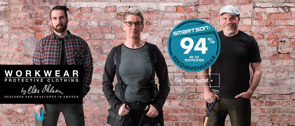 Workwear by Clas Ohlson