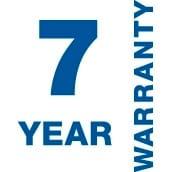 7 års garanti