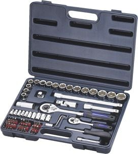 SOCKET SET 72 PCS