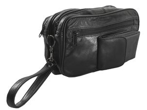 PURSE LAMB NAPPA BLACK