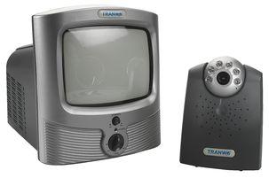 Langaton valvontakamera ja monitori (5,5
