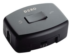 Doro HS 21 Headset Switch