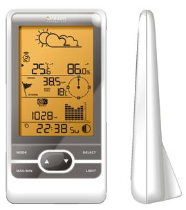 Oregon WMR86 Weather Station
