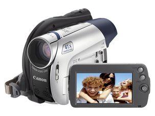 Videokamera, Canon DC310