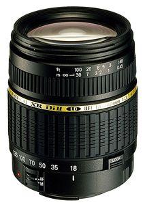 Tamron 18-200 mm F/3.5-6.3 AF Di II Lens