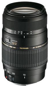 Objektiivi AF Di 70-300 mm F/4,5-6, Tamron