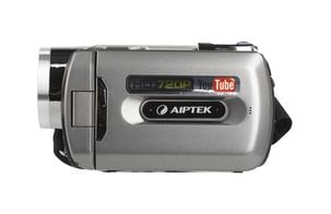 Videokamera, Aiptek PocketDV AHD H250