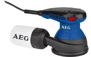 Epäkeskohiomakone AEG EX 125 E