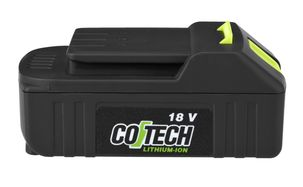 Cotech 18V Li-Ion Battery