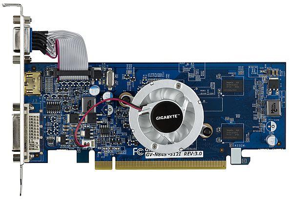 Grafikkort, NVIDIA GeForce 8400 GS GPU